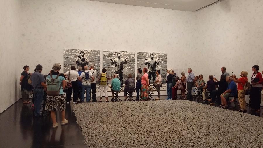 סיור במוזיאון ישראל בירושלים אוקטובר 2017   (3 תמונות)